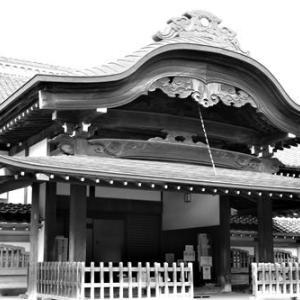 川越城(埼玉県)①本丸御殿