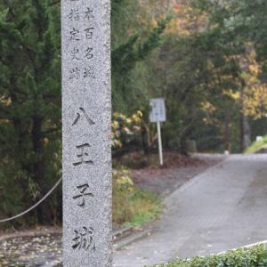 八王子城(東京都)①ガイド恐怖症