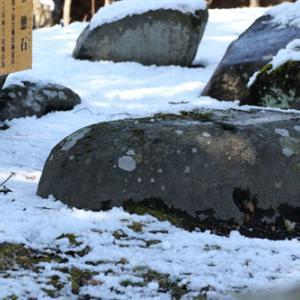 小諸城(長野県)③憩石