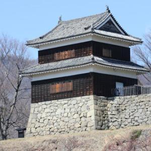 上田城(長野県)④上田城の天守閣