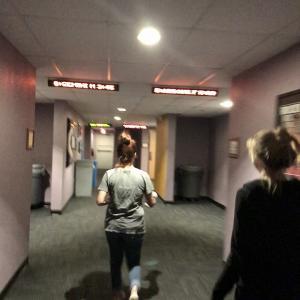 アメリカの映画館