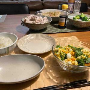 日曜日の夕食
