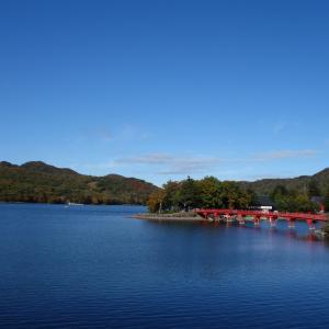 秋の赤城山「紅葉の黒檜山から駒ヶ岳を散策♪」