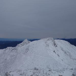 冬の天狗岳「唐沢鉱泉から西尾根を登って、反時計回りで周回してみた♪」