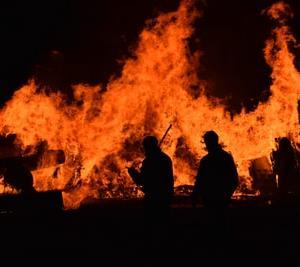 """""""怒りは自分の体に火をつけているみたいなもの"""""""