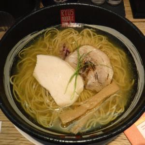 麺や颯 RYUS NOODLE BAR@新横浜