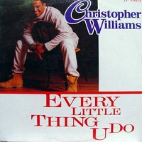 EVERY LITTLE THING U DO / CHRISTOPHER WILLIAMS