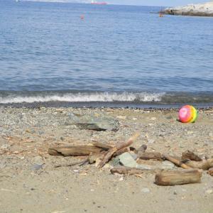 よく見る海辺の風景☆