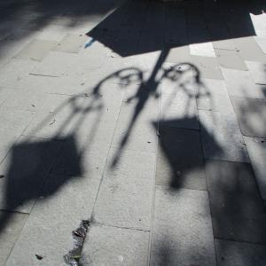 街灯の影☆