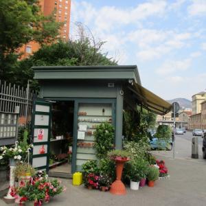 街角の花屋さん☆