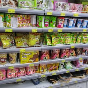 輸入されている日本製のお菓子いろいろ!