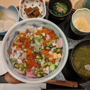 キラキラ宝石のようなちらし寿司