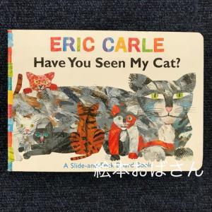【絵本】Have You Seen My Cat?【海外絵本】