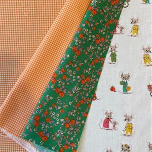 amirisuキットであずま袋を縫う