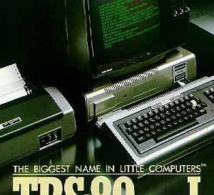 タンディTRS-80でインベーダーゲームをすることはありませんでした