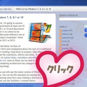 動画を分かりやすいソフトで編集したい(Windows Movie Maker 6.0そのⅱ)