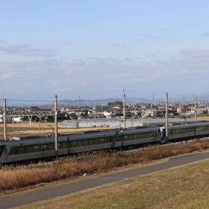 リバティー・令和元年12月の東武日光線