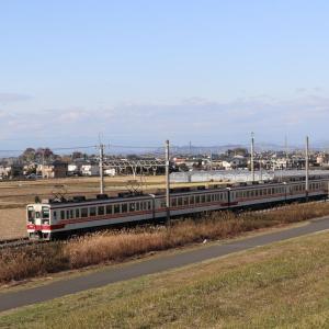 東武6050系・令和元年12月の東武日光線