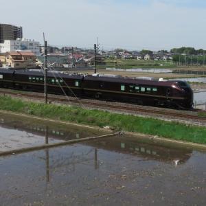 E655系団臨・那須塩原へ