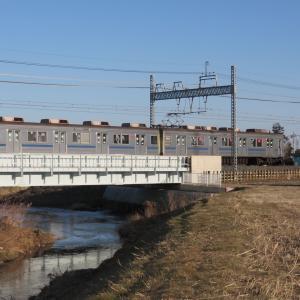 東急8500系電車?車両番号0803。
