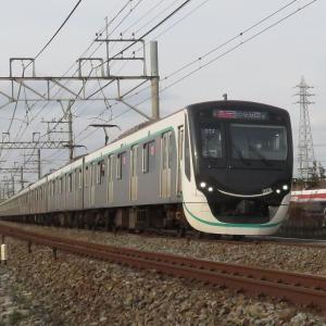 東急電車2026(3月の東武日光線)