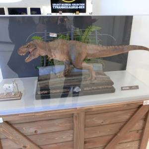 福井の恐竜 このジオラマに刺激されました