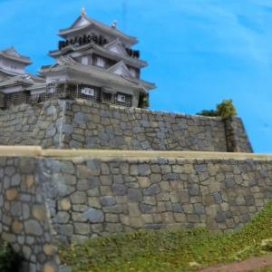 四国「松山城」の試作品が完成しました