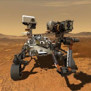 火星のパーシビアランス号、活動開始