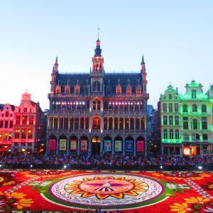 ベルギーの紹介