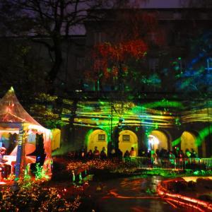 【リヨン観光】年に一度のお祭り光の祭典