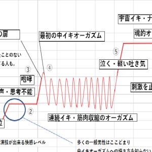 オーガズム曲線