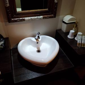 不思議な洗面器