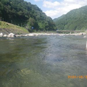 6月24日 宮川下流釣行