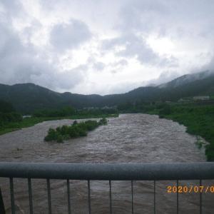 岐阜県 大雨特別警報