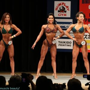 Results and digest of 2019 Japan Bikini Fitness Championships