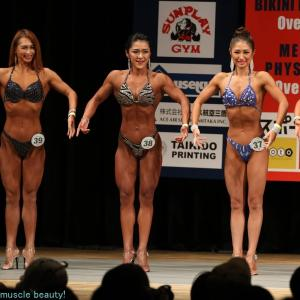 Results and digest of 2019 Japan Ms. Bodyfitness Championships