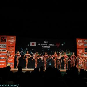 2019 All Japan Bikini Fitness Championships (17)