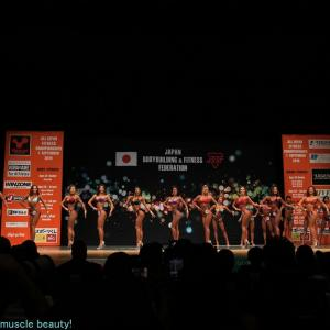 2019 All Japan Bikini Fitness Championships (16)