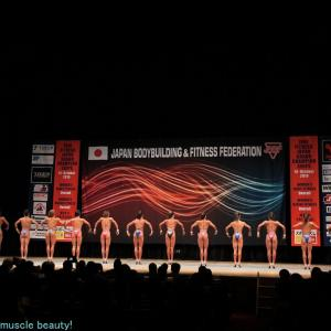2019 JBBF FITNESS JAPAN GRAND CHAMPIONSHIPS -Bodyfitness (3)-