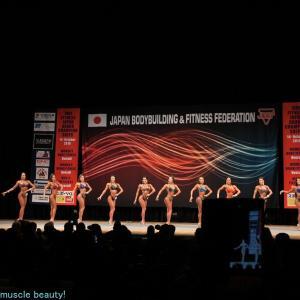 2019 JBBF FITNESS JAPAN GRAND CHAMPIONSHIPS -Bikini Fitness (14)-