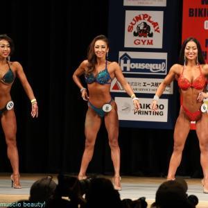 2019 JBBF FITNESS JAPAN GRAND CHAMPIONSHIPS -Bikini Fitness (15)-