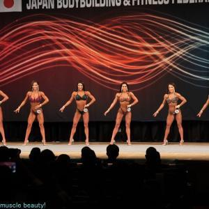 2019 JBBF FITNESS JAPAN GRAND CHAMPIONSHIPS -Bikini Fitness (24)-