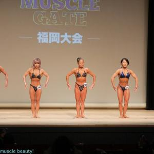 Results and digest of Muscle Gate Fukuoka (4)