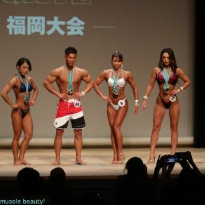Results and digest of Muscle Gate Fukuoka (5)