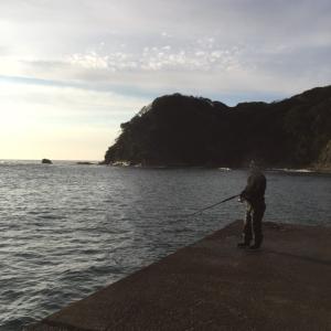 小湊港のカマスを浜行川港で泳がせて【ヒラマサ】を狙った結果!?