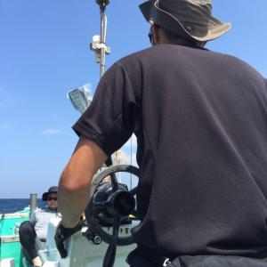岩井ボートで青物&キス釣り!釣果は、、、?(ポイント解説あり)