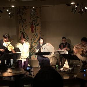 ライブを開催しました。