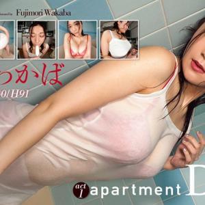 グラビアアイドル 【VR】apartment Days!藤森わかば act1