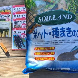 [連載] ミニトマトのソバージュ栽培 2、種はバラまき