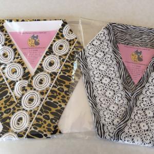 キンゾウ商店さんのレース半襟とOnly Oneな布バッグ